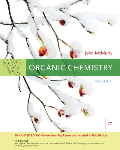 9781111115579: Bundle: Organic Chemistry, Enhanced Edition, Volume 1 (with OWL Printed Access Card for Organic Chemistry), 7th + Study Guide with Solutions Manual