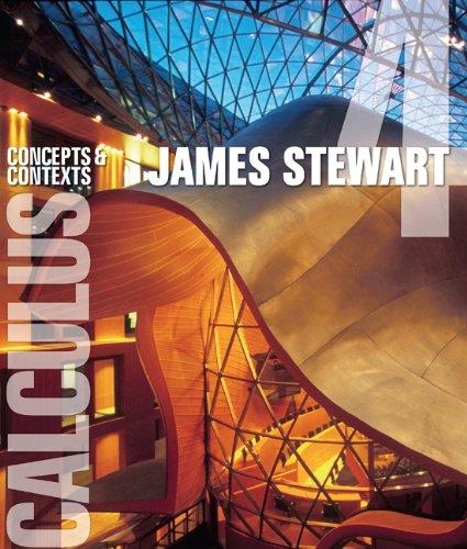 Bundle: Calculus: Concepts and Contexts, 4th +: Stewart, James