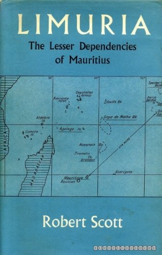 9781111117627: Limuria. The Lesser Dependencies of Mauritius