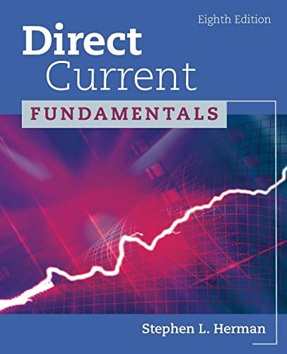 9781111127466: Direct Current Fundamentals