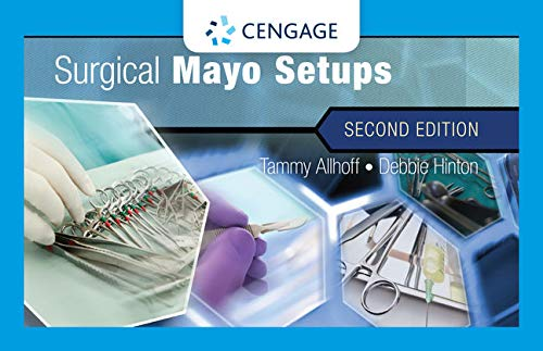 Download Surgical Mayo Setups, Spiral bound Version