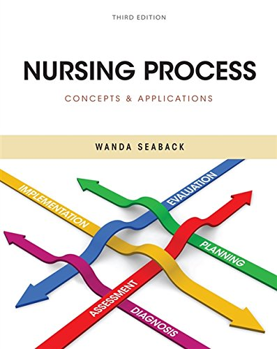 Nursing Process Concepts and Applications: Seaback, Wanda Walker