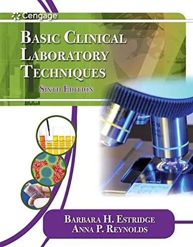 9781111138363: Basic Clinical Laboratory Techniques