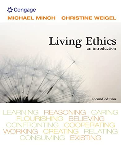 9781111186517: Living Ethics: An Introduction