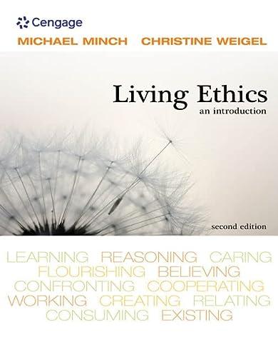 9781111186517: Living Ethics