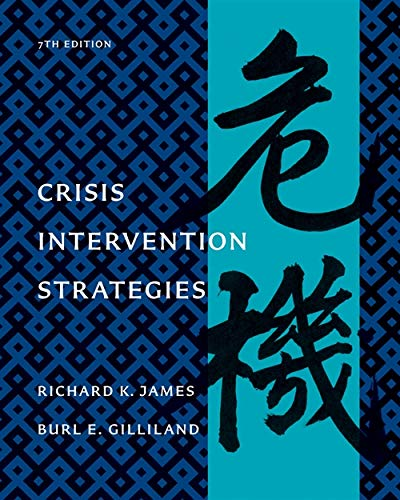 9781111186777: Crisis Intervention Strategies, 7th Edition