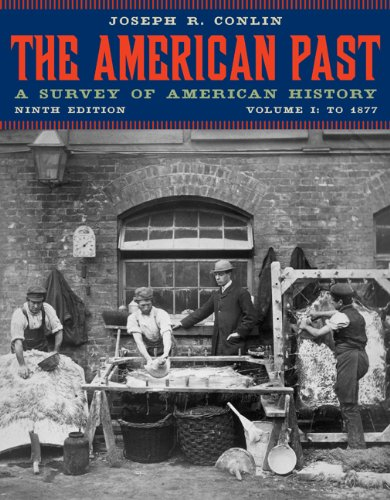 9781111187347: Bundle: The American Past: A Survey of American History, Volume I: To 1877, 9th + Resource Center Instant Access Code