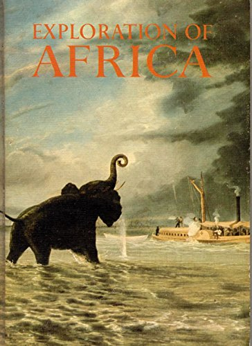 9781111189716: Exploration of Africa, (A Horizon caravel book)