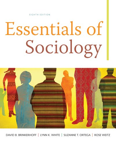 Bundle: Essentials of Sociology, 8th + WebTutorTM ToolBox for Blackboard Printed Access Card: ...