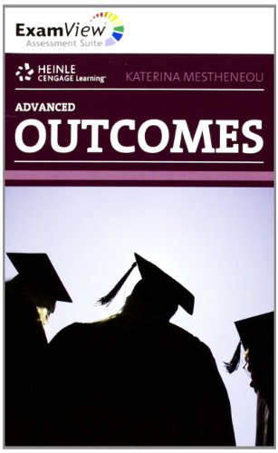 9781111212346: Outcomes (1st ed) - Advanced - Examview Assessment Suite