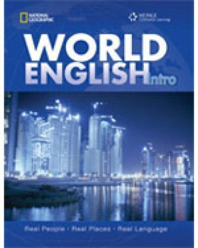 9781111216382: World English Intro with CDROM: Middle East Edition (World English: Real People, Real Places, Real Language)