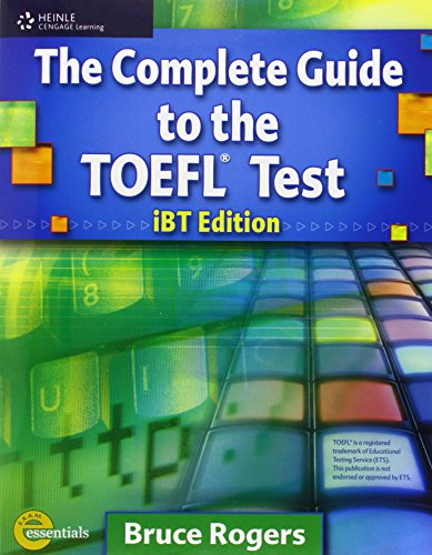 9781413023039: complete guide to the toefl test: ibt/e(complete.