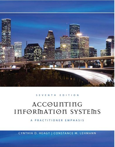 9781111219512: Accounting Information Systems: A Practitioner Emphasis