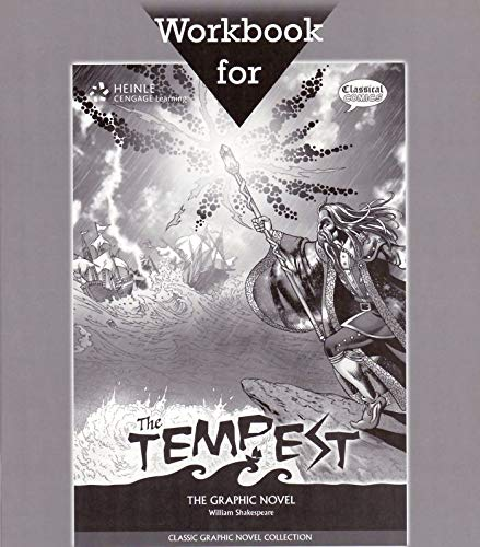 9781111220068: The Tempest: Workbook (Classic Graphic Novels)