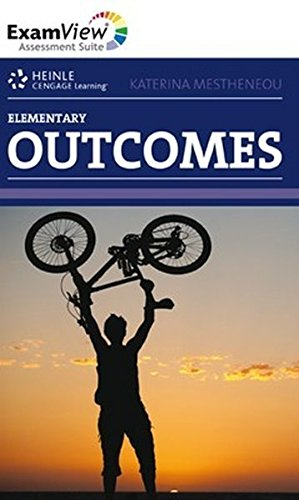 9781111221218: Outcomes (1st ed) - Elementary - Examview Assessment Suite