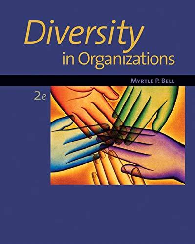 9781111221300: Diversity in Organizations