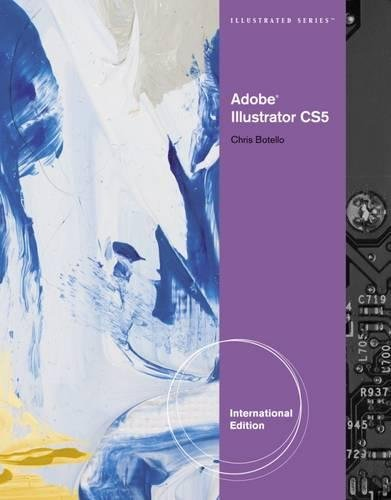 9781111221942: Adobe Illustrator CS5 Illustrated, International Edition