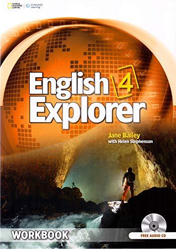 9781111223663: English Explorer 4: Workbook