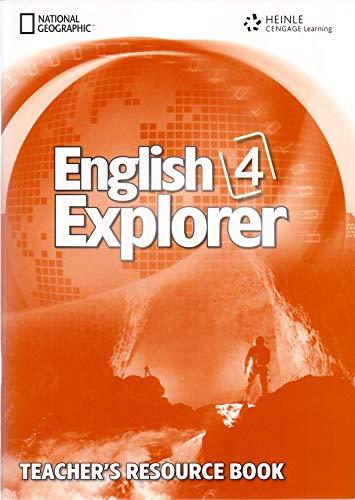 9781111223670: English Explorer 4: Teacher's Resource Book