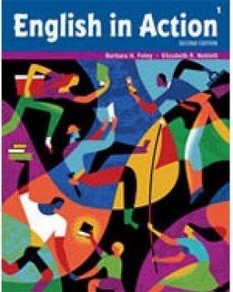 9781111227173: English in Action 1: Text/Workbook Pkg