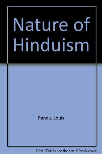 9781111231392: Nature of Hinduism