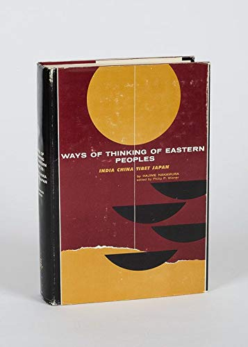 9781111276546: Ways of thinking of Eastern peoples: India, China, Tibet, Japan