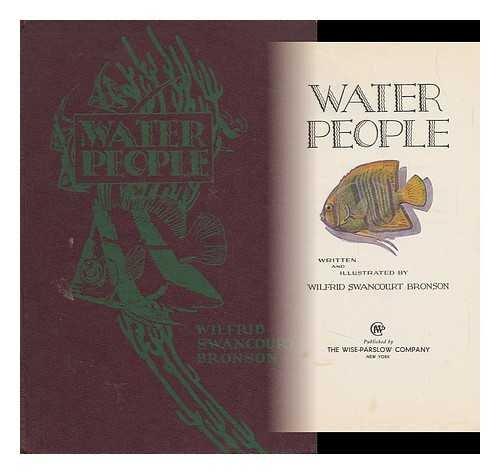 9781111277628: Water people