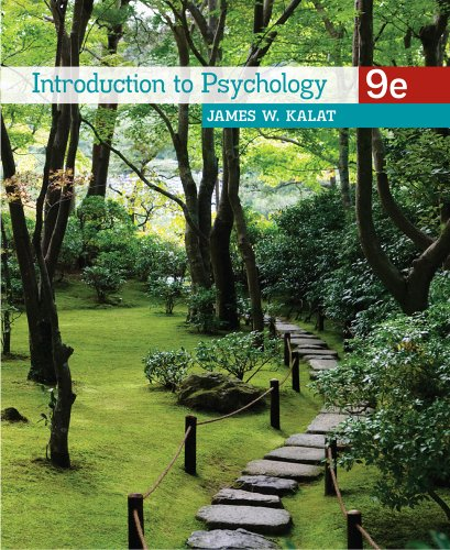 Bundle: Introduction to Psychology, 9th + Psychology Resource Center Printed Access Card (1111286868) by James W. Kalat