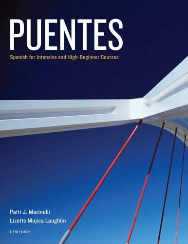 9781111288990: Bundle: Puentes: Spanish for Intensive and High-Beginner Courses, 5th + Student Activity Manual + Student Activity Manual/Lab Manual Answer Key and ... Web Site 3-Semester Printed Access Card