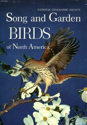 9781111292157: Song and Garden Birds of North America