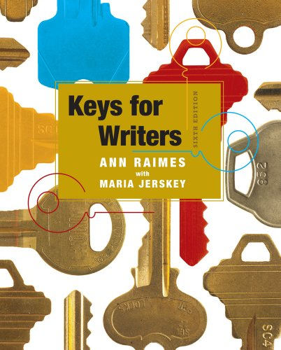 9781111296636: KEYS FOR WRITERS 6E W/PLAGIARISM GUIDE