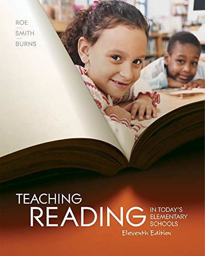 9781111298128: Teaching Reading in Today's Elementary Schools (What's New in Education)