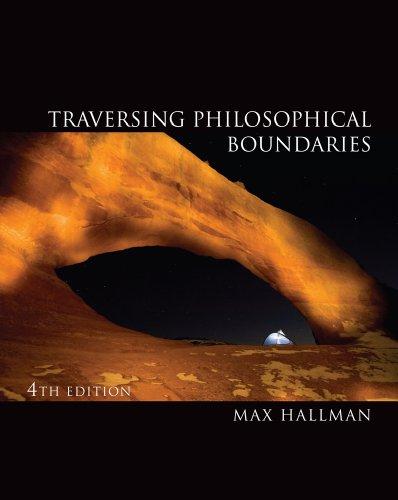 Traversing Philosophical Boundaries: Max O. Hallman
