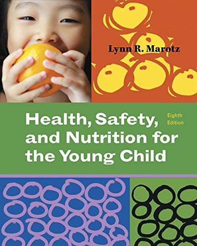9781111298371: Health, Safety, and Nutrition for the Young Child (What's New in Early Childhood)
