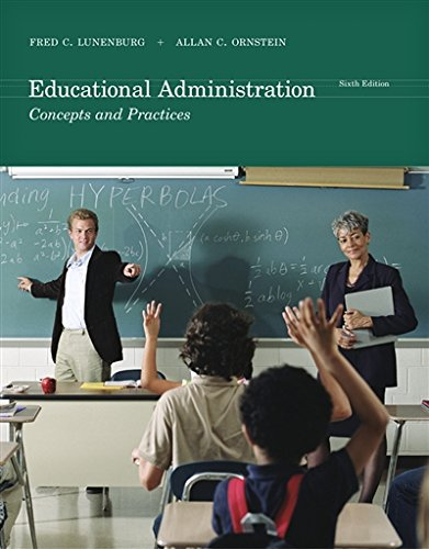 9781111301248: Educational Administration: Concepts and Practices