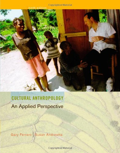 9781111301514: Cultural Anthropology: An Applied Perspective