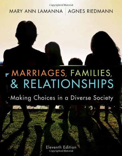 9781111301545: Marriages, Families, and Relationships: Making Choices in a Diverse Society
