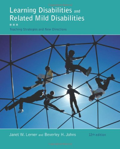 9781111302726: Learning Disabilities and Related Mild Disabilities, 12th Edition