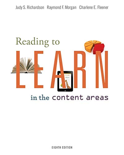 9781111302733: Reading to Learn in the Content Areas (What's New in Education)
