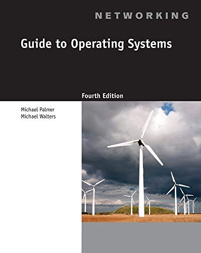 9781111306366: Guide to Operating Systems