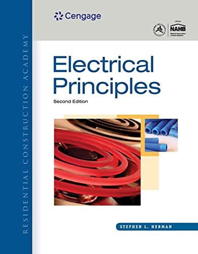 9781111306472: Residential Construction Academy: Electrical Principles