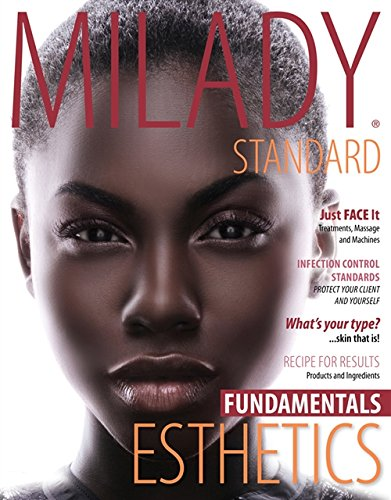 Milady Standard Esthetics: Fundamentals: Milady