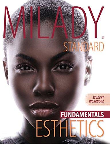 9781111306915: Workbook for Milady Standard Esthetics: Fundamentals