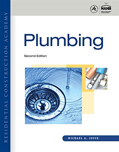 9781111307776: Residential Construction Academy: Plumbing
