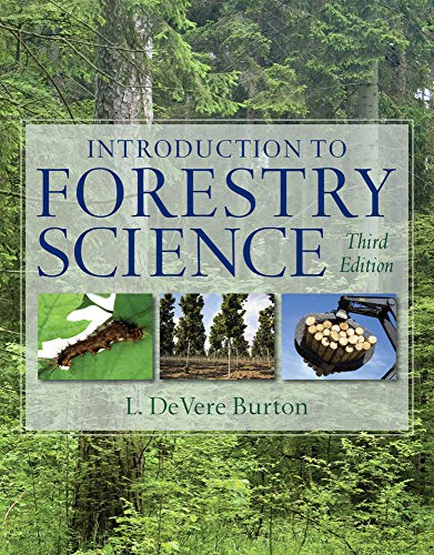 9781111308391: Introduction to Forestry Science