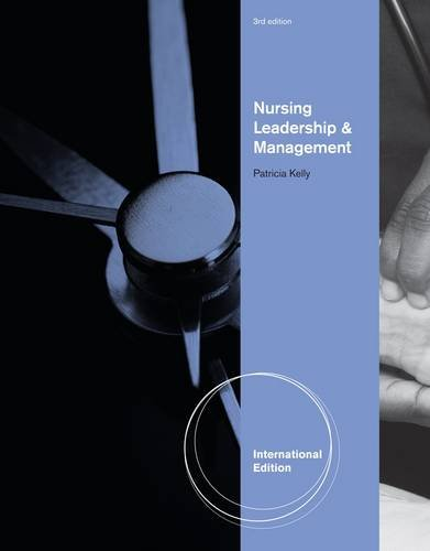 9781111308476: Nursing Leadership & Management