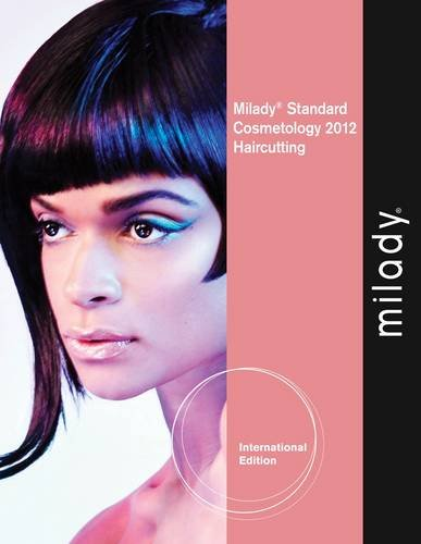 9781111309343: Haircutting Supplement for Milady Standard Cosmetology 2012