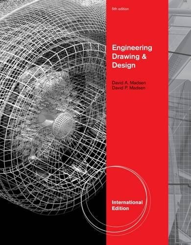 9781111309664: Engineering Drawing and Design