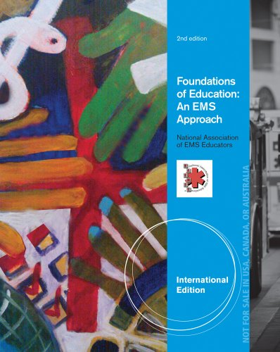 Foundations of Education: An EMS Approach: National Association of