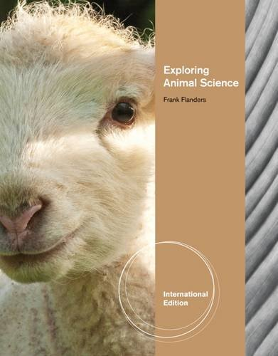 9781111310912: Exploring Animal Science